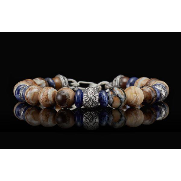 Woolly Mammoth Men's Bead Bracelet Image 3 Toner Jewelers Overland Park, KS