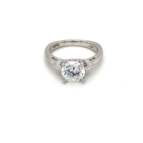 Engagement Ring Mount Toner Jewelers Overland Park, KS