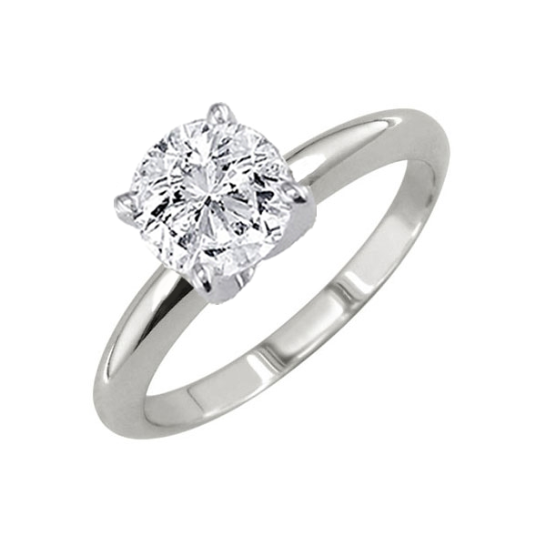 14K Diamond Engagement Ring Van Adams Jewelers Snellville, GA