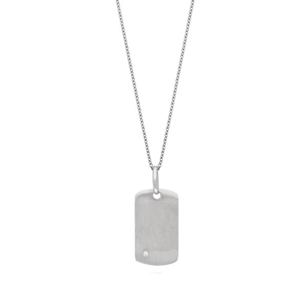 "Sterling Silver ""Annie"" Necklace Vandenbergs Fine Jewellery Winnipeg, MB"