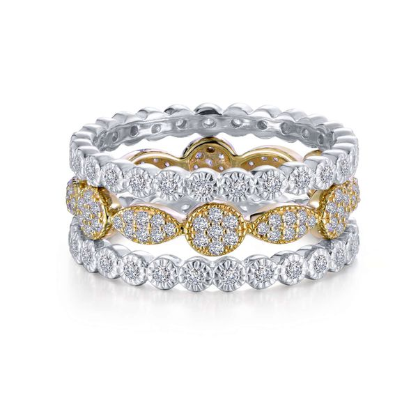 3-Piece Eternity Ring Set Vandenbergs Fine Jewellery Winnipeg, MB