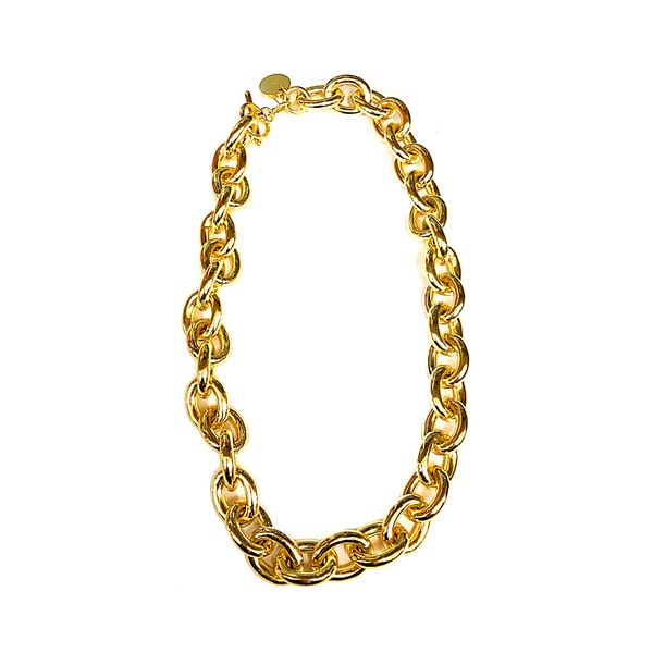 Gold Chain Necklace Vandenbergs Fine Jewellery Winnipeg, MB