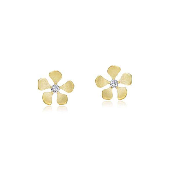 Flower Stud Earrings Vandenbergs Fine Jewellery Winnipeg, MB
