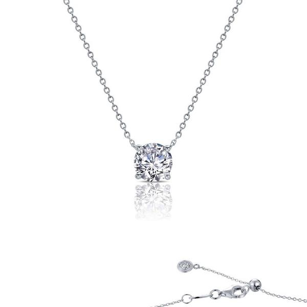 1.25 CTW Solitaire Necklace Vandenbergs Fine Jewellery Winnipeg, MB