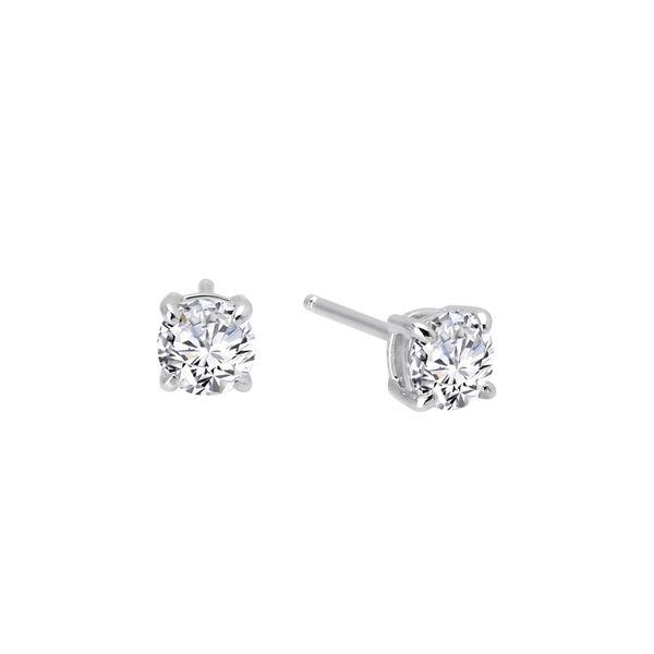 1 CTW Stud Earrings Vandenbergs Fine Jewellery Winnipeg, MB