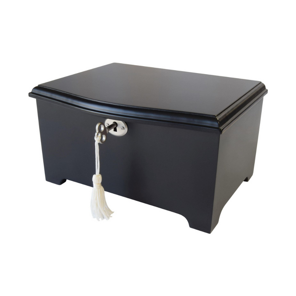 Portia Ladies Lift Top Jewellery Box Vandenbergs Fine Jewellery Winnipeg, MB