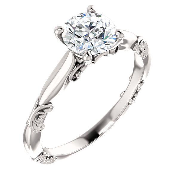 stuller solitaire engagement ring