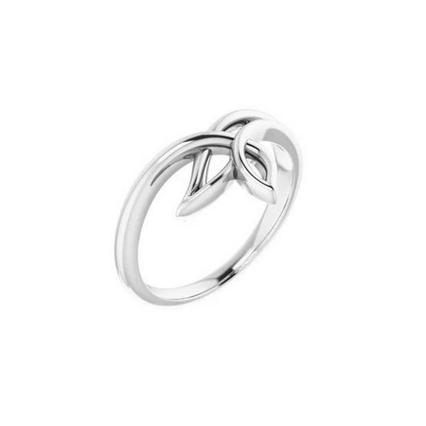 Sterling Silver Freeform Ring Image 2 Vandenbergs Fine Jewellery Winnipeg, MB