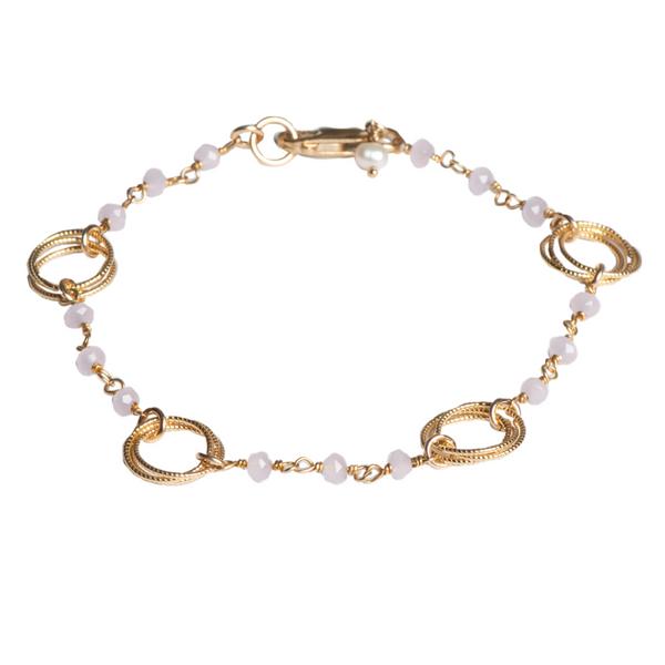 Rose Quartz Bracelet Vandenbergs Fine Jewellery Winnipeg, MB