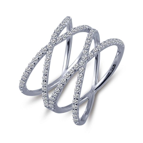 Double Crisscross Ring Vandenbergs Fine Jewellery Winnipeg, MB