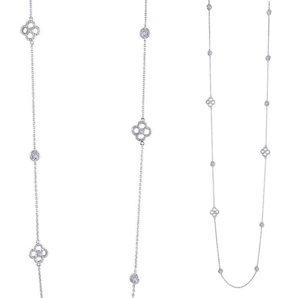 "36"" Station Necklace Vandenbergs Fine Jewellery Winnipeg, MB"