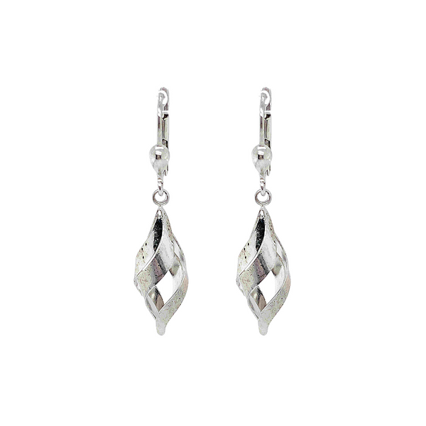 Sterling Silver Dangle Earrings Vandenbergs Fine Jewellery Winnipeg, MB