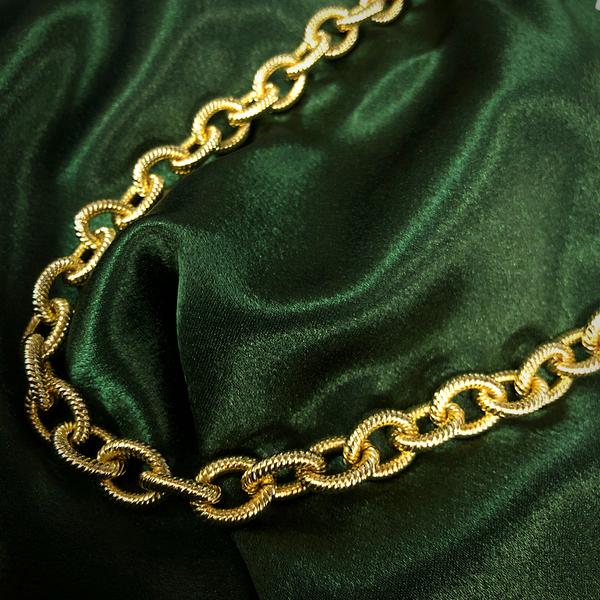 Gold Chain Necklace Image 2 Vandenbergs Fine Jewellery Winnipeg, MB