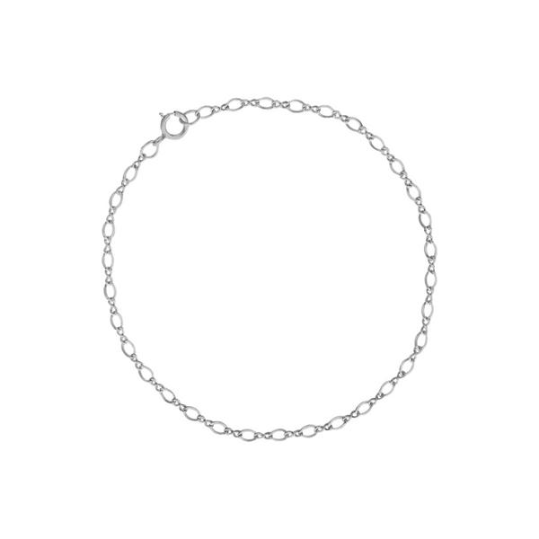 """7"""" Sterling Silver Bracelet Vandenbergs Fine Jewellery Winnipeg, MB"""