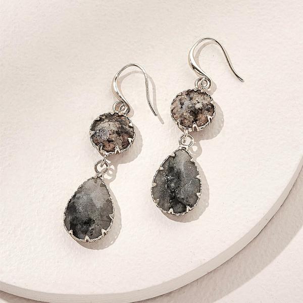 Temple Earrings Vandenbergs Fine Jewellery Winnipeg, MB
