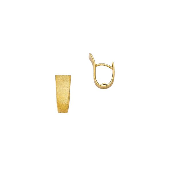 Textured Mini Hoop Earrings Vandenbergs Fine Jewellery Winnipeg, MB