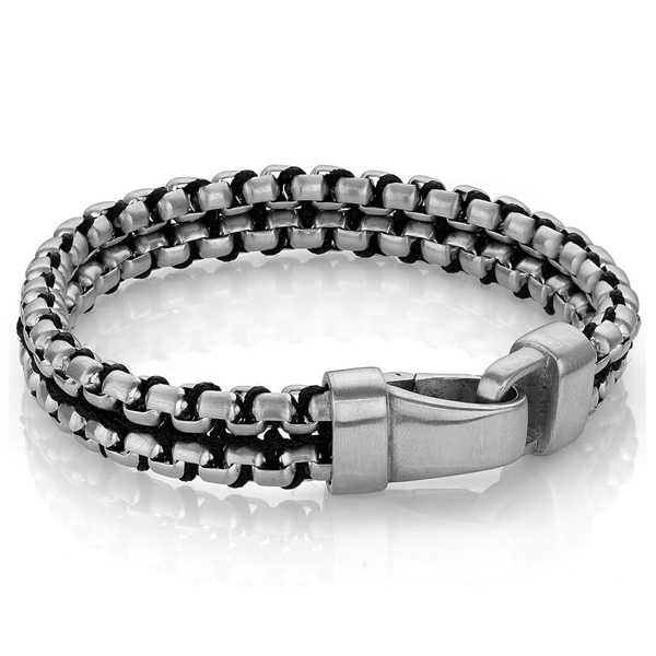 Double Row Nylon Cord Bracelet Image 2 Vandenbergs Fine Jewellery Winnipeg, MB