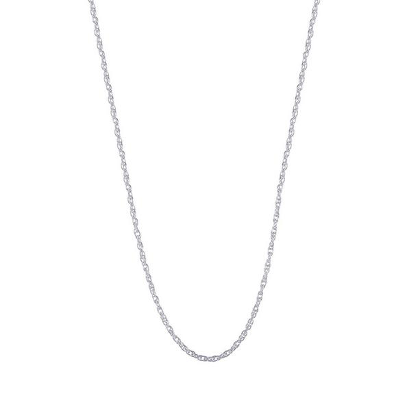 "22"" Sterling Silver Rope Chain Necklace Vandenbergs Fine Jewellery Winnipeg, MB"