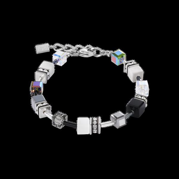 Black & White GeoCube Bracelet Vandenbergs Fine Jewellery Winnipeg, MB
