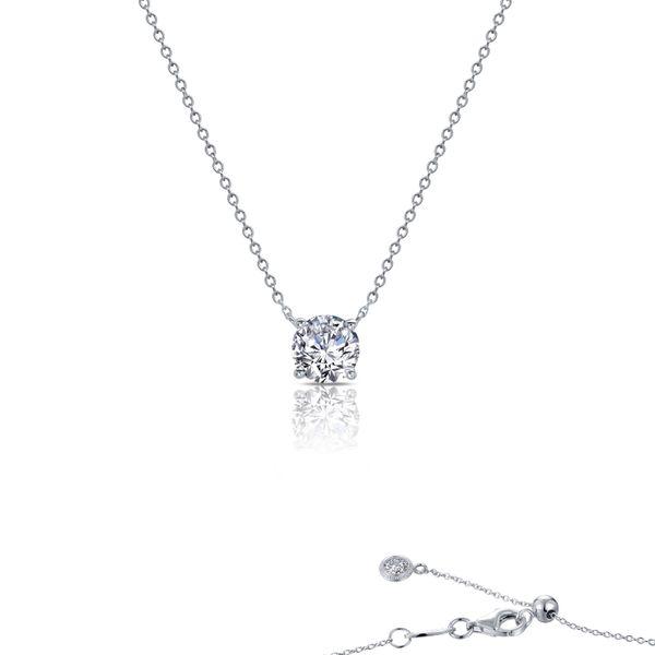 0.65 CTW Solitaire Necklace Vandenbergs Fine Jewellery Winnipeg, MB