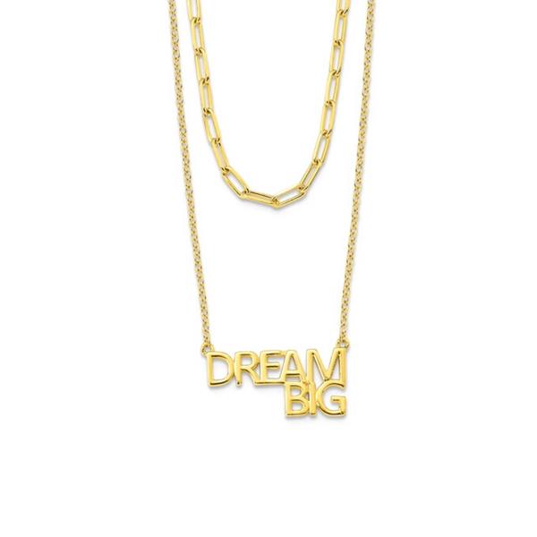 Dream Big Layered Necklace Vandenbergs Fine Jewellery Winnipeg, MB