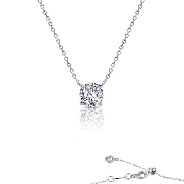 1.5 CTW Solitaire Necklace Vandenbergs Fine Jewellery Winnipeg, MB