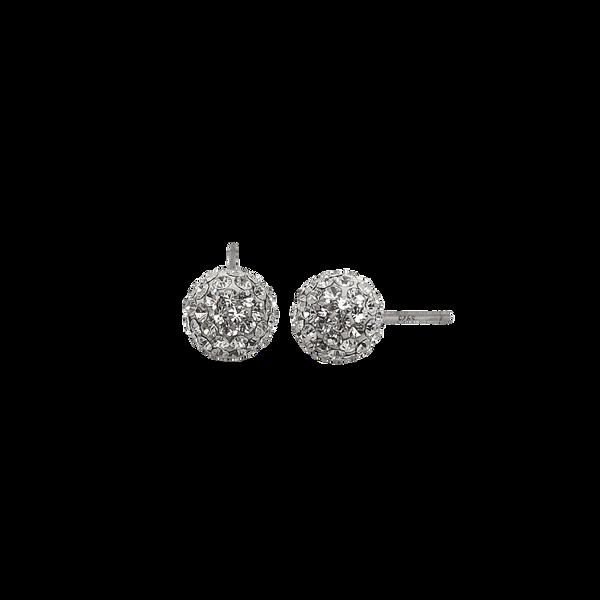 Crystal Ball Stud Earrings Vandenbergs Fine Jewellery Winnipeg, MB