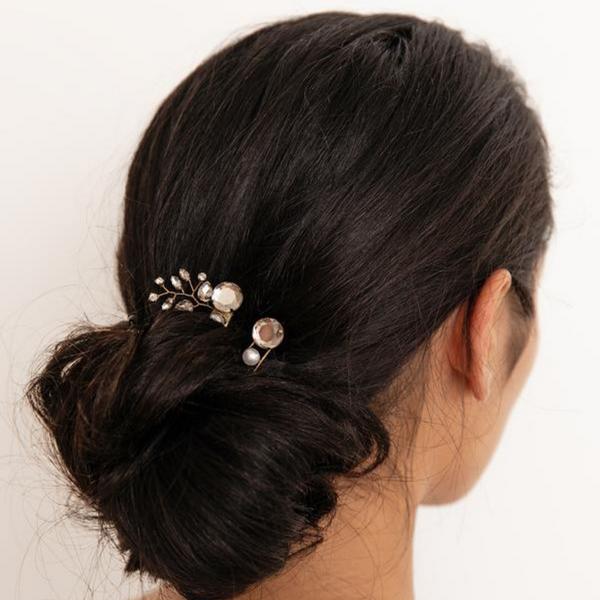 Ava Hair Pins Image 2 Vandenbergs Fine Jewellery Winnipeg, MB