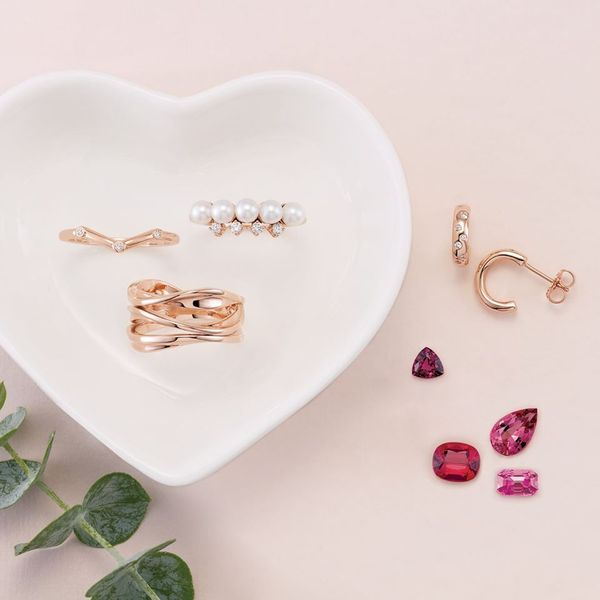 pearl ring and more