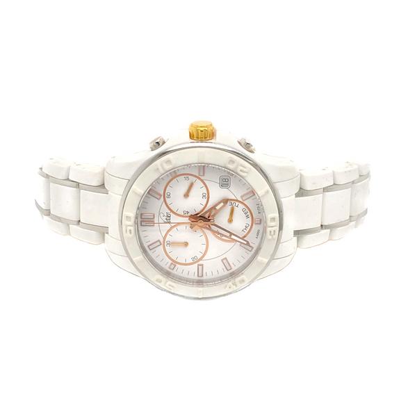 Ladies Sapphire Crystal Swiss Quartz Watch Vandenbergs Fine Jewellery Winnipeg, MB