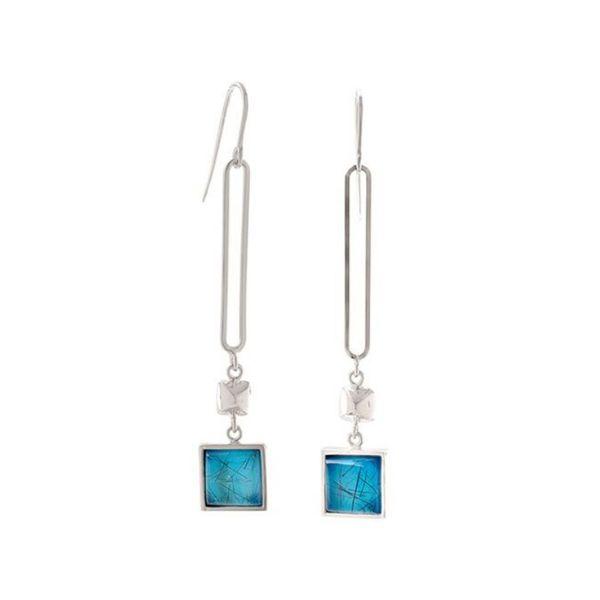 frederic duclos dangle earrings