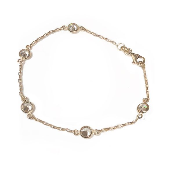 Delicate Bracelet Vandenbergs Fine Jewellery Winnipeg, MB