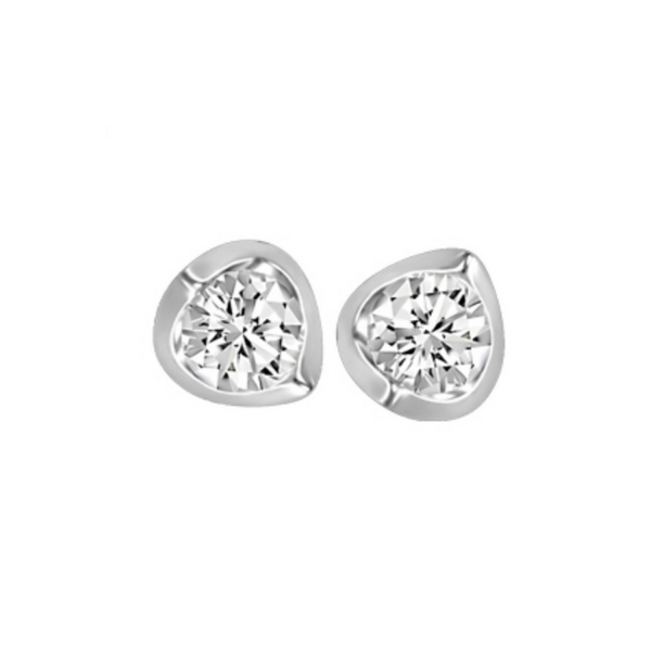 Diamond Stud Earrings Vandenbergs Fine Jewellery Winnipeg, MB