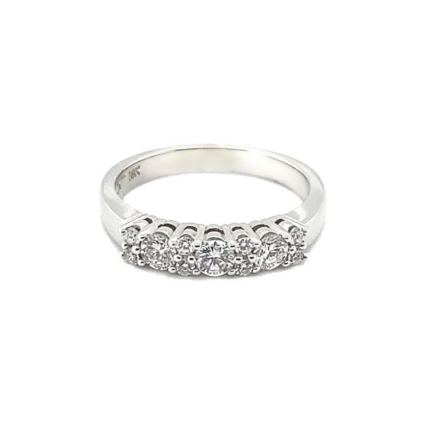 14K White Gold Diamond Ring Vandenbergs Fine Jewellery Winnipeg, MB