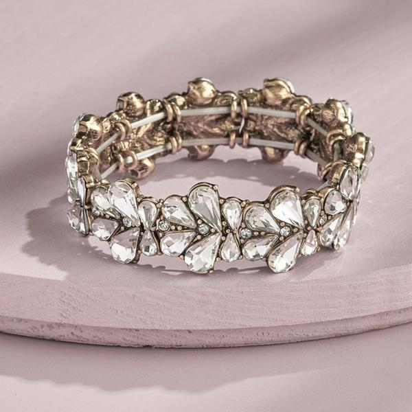 Elise Crystal Bracelet Vandenbergs Fine Jewellery Winnipeg, MB