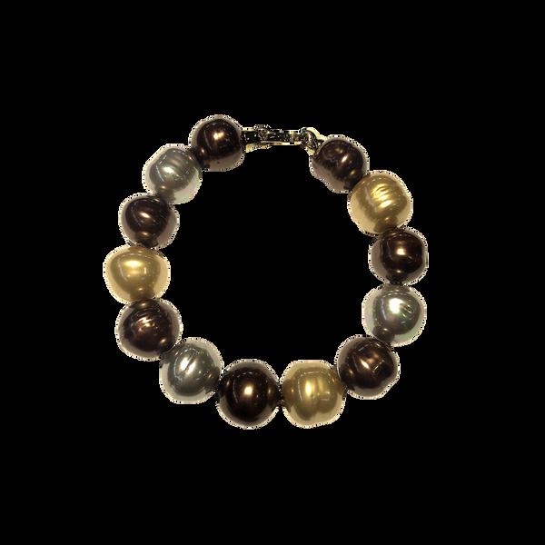 Majorica Baroque Pearl Bracelet Vandenbergs Fine Jewellery Winnipeg, MB