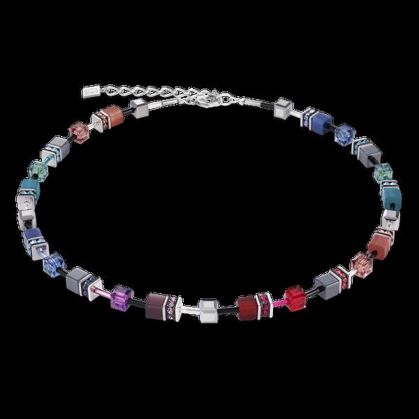 Multicolor GeoCube Necklace Vandenbergs Fine Jewellery Winnipeg, MB