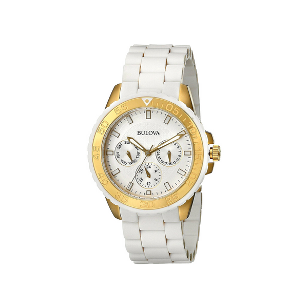 Ladies Two-Tone Bulova Watch Vandenbergs Fine Jewellery Winnipeg, MB