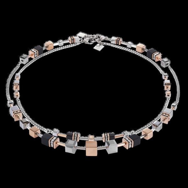 4-In-1 GeoCube Necklace Image 2 Vandenbergs Fine Jewellery Winnipeg, MB