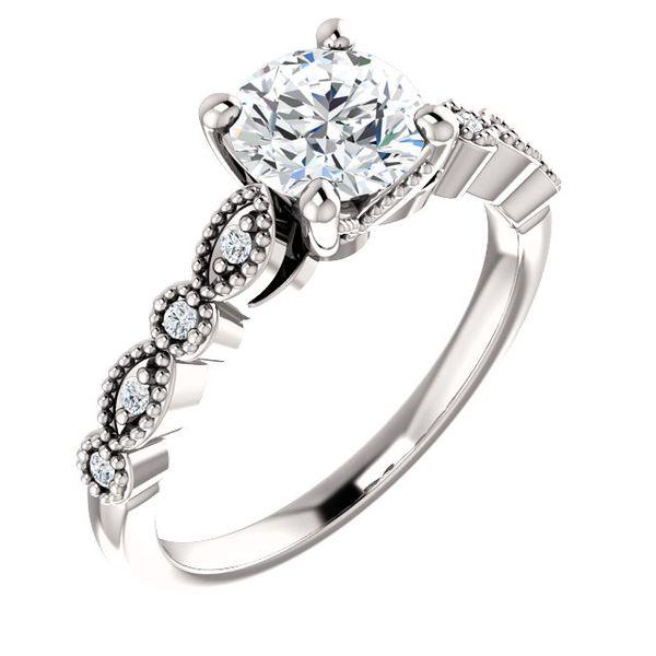 stuller engagement ring white gold eternity