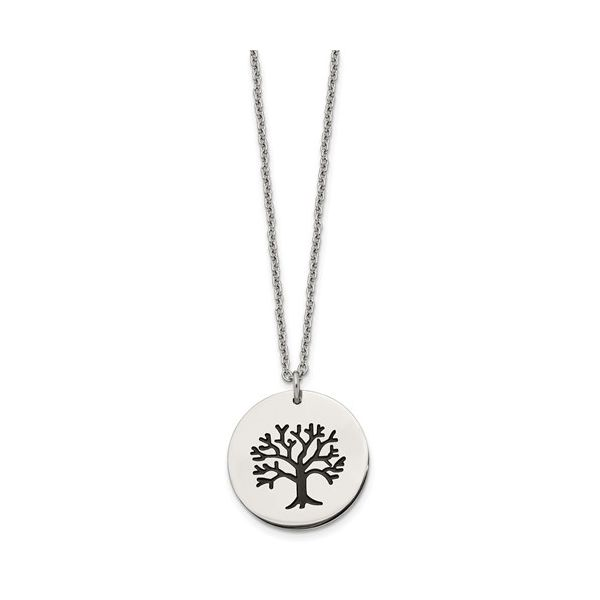 Family Tree of Life Necklace Vandenbergs Fine Jewellery Winnipeg, MB
