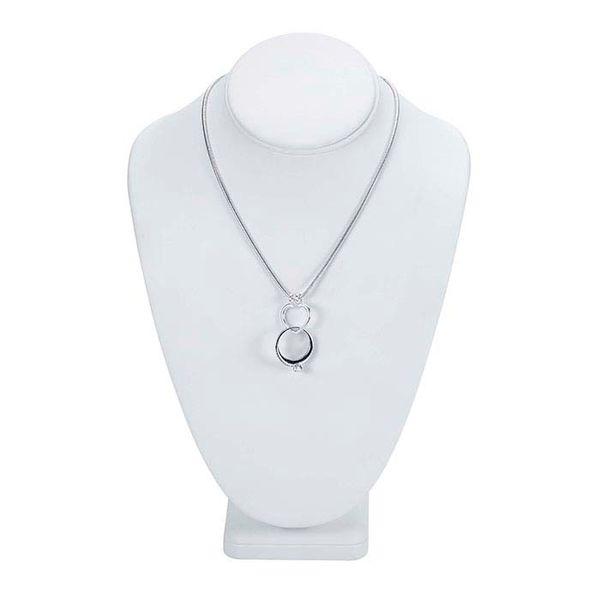 Sterling Silver Heart Ring Keeper Pendant Image 2 Vandenbergs Fine Jewellery Winnipeg, MB