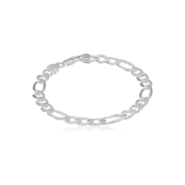 Sterling Silver Men's Link Bracelet Vandenbergs Fine Jewellery Winnipeg, MB