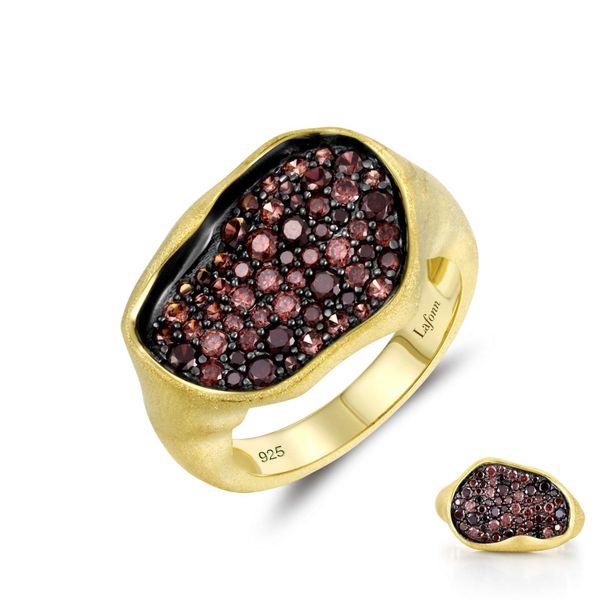 Mixed-Color Eggshell Ring Vandenbergs Fine Jewellery Winnipeg, MB