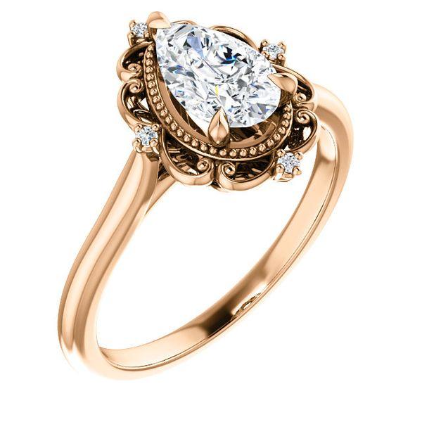 stuller engagement ring rose 2