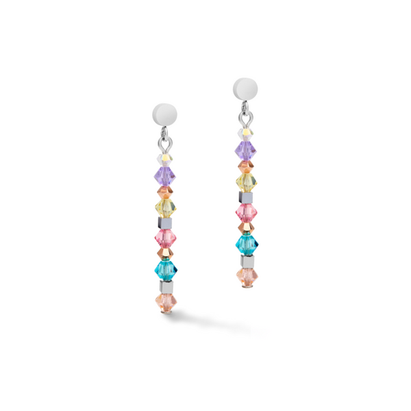 Pastel Swarovski Crystal Earrings Vandenbergs Fine Jewellery Winnipeg, MB
