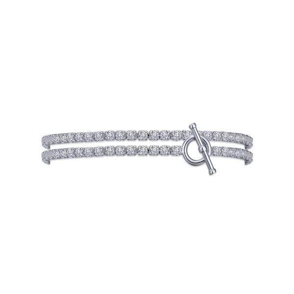 Double Wrap Tennis Bracelet Vandenbergs Fine Jewellery Winnipeg, MB