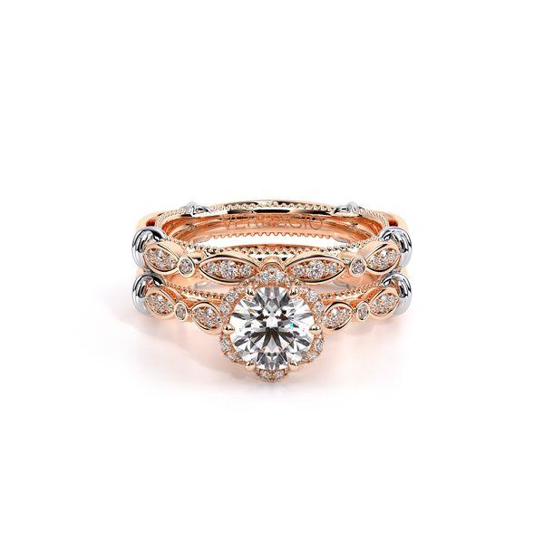 Parisian Halo Engagement Ring Image 5 D. Geller & Son Jewelers Atlanta, GA