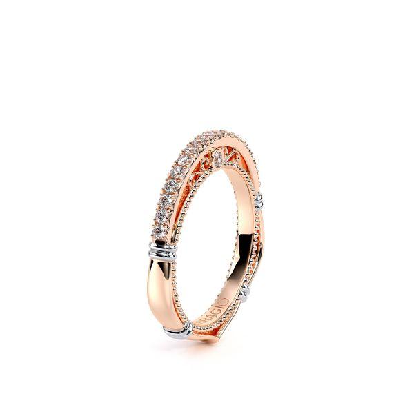 Eterna Halo Wedding Ring Image 3 D. Geller & Son Jewelers Atlanta, GA