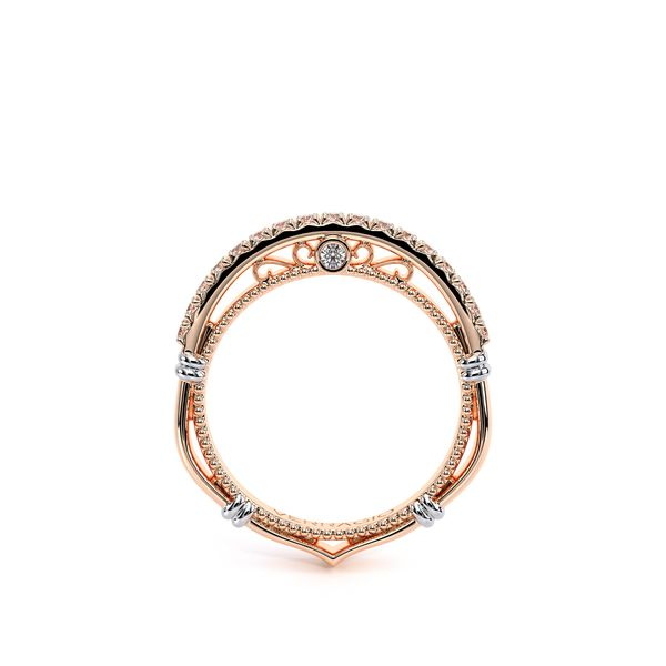 Eterna Halo Wedding Ring Image 4 D. Geller & Son Jewelers Atlanta, GA